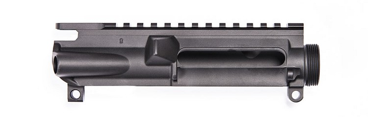 AR-15 Stripped Upper Anodized Mill-Spec